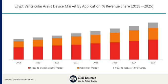 Egypt Ventricular Assist Device Market Revenue